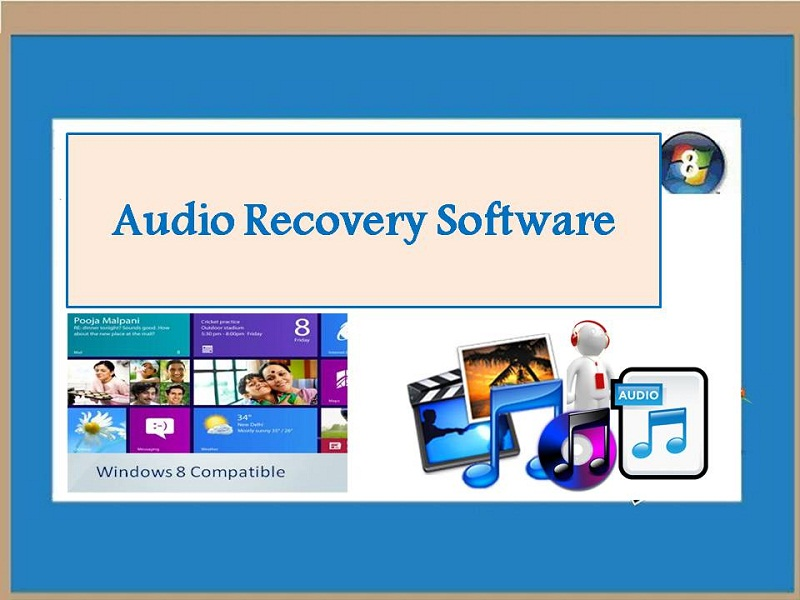 Best Tool to Recover Audio Files on Windows